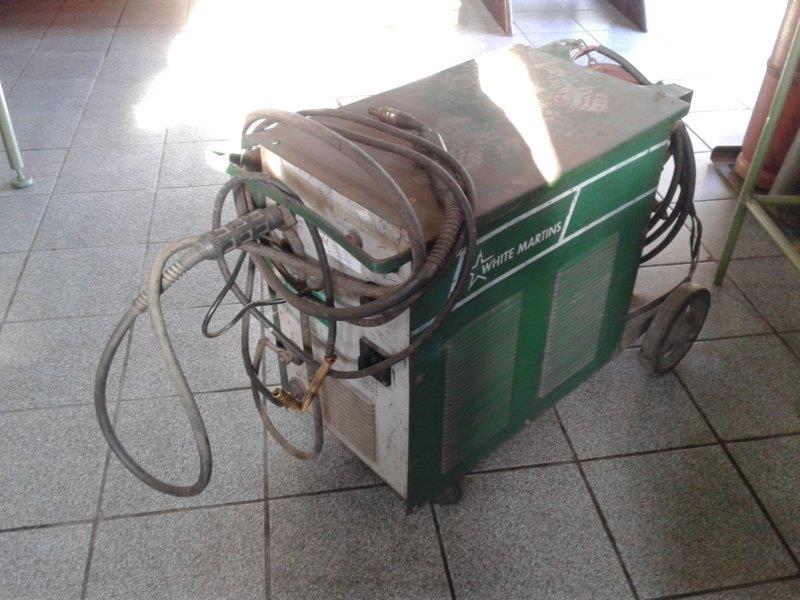 Conserto de máquinas de solda