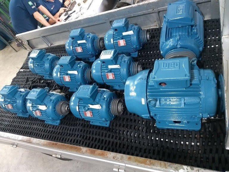 Conserto de motores elétricos na zona leste