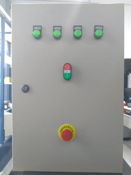 Empresa de montagem de quadros elétricos