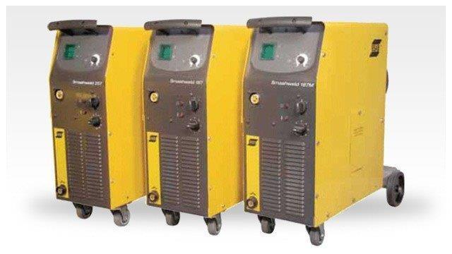 Manutenção de máquina de solda elétrica