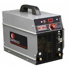 Manutenção máquina de solda eletrônica