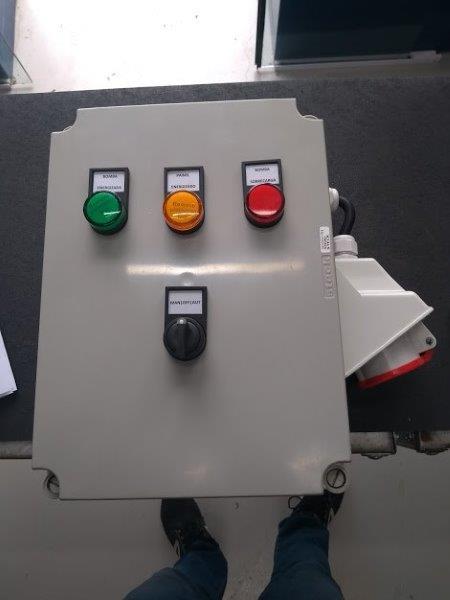 Painel de comando elétrico preço