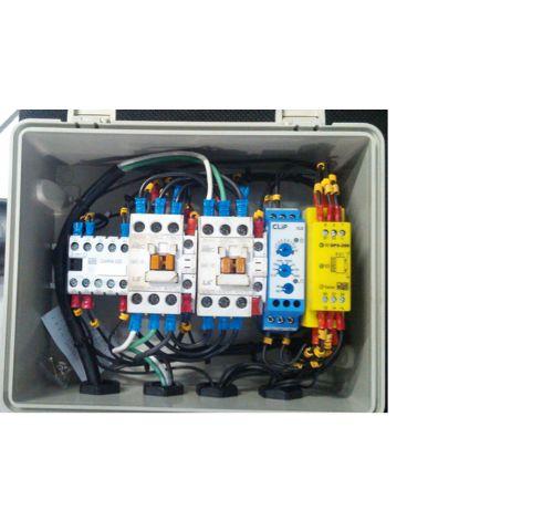 Montagem de Comando p/ Sistema de Freio de Máquina Cilindro de Panificação