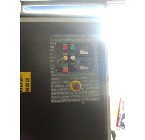 Transformação de Painel de Comando de Compressor de Parafuso para Analogico