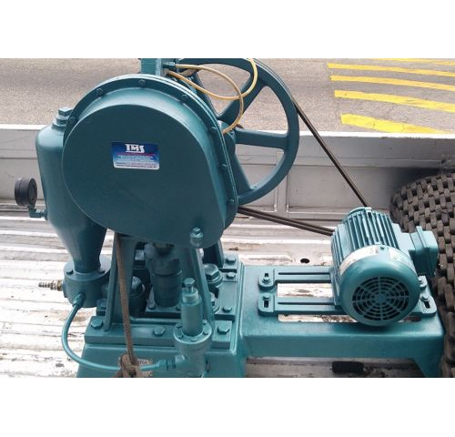 Manutenção de Bomba Lavadora de Pistão Gilbarco