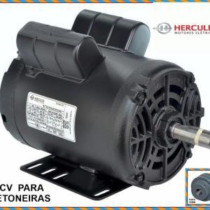 Conserto e manutenção de motores eletricos