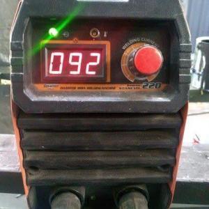 Conserto de maquina de solda eletrica