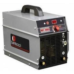 Manutenção maquina de solda eletronica